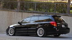 Official Lowered Outback Thread - Page 4 - Subaru Legacy Forums