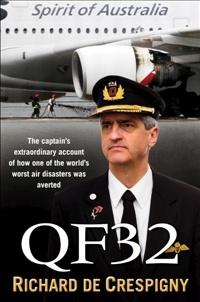 QF32 by Richard De Crespigny. Excellent read.