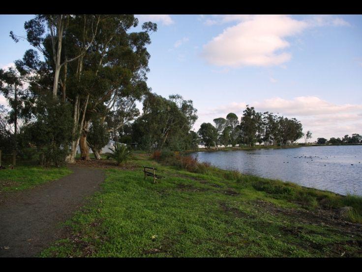 Lake Marma Loo, Murtoa (near Horsham)