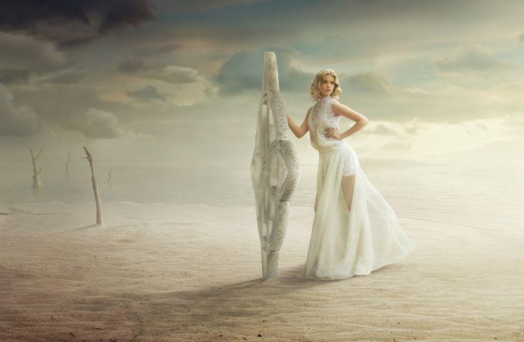 Wedding dress Summer