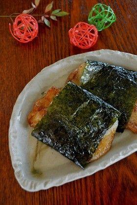 *バター醤油餅*