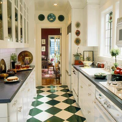 78 Ideas About Small Galley Kitchens On Pinterest Galley Kitchens White Galley Kitchens And