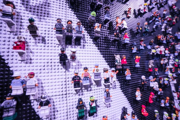Riot Games GRC Afterparty – Production Club....lego gifts to go!