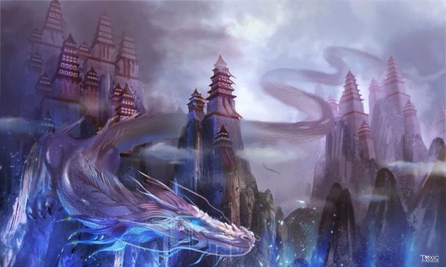 Dragons Every Day: http://t00xicpanda.deviantart.com/art/Dragon-444033701 Visit http://www.dragon-zoo.com #dragons #fantasy #dragonzoo #dragonseveryday