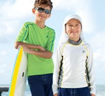 Coolibar Kids UV Swimwear