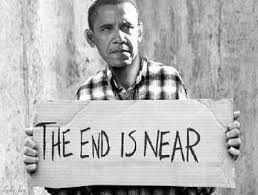 Obama Tweets 'Hope You're Ready' - Nasdaq 'Death Cross' Forms 4-Horsemen Pattern - Dr. Jim Willie Joins Paul Sandhu To Discuss Death Of King Dollar
