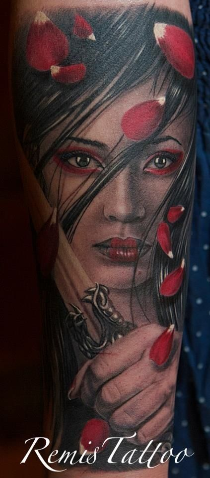 115 best oriental japanese chinese images on pinterest for Tom servo tattoo