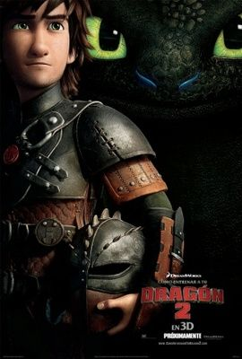 How to Train Your Dragon 2 (2014) movie #poster, #tshirt, #mousepad, #movieposters2