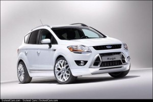 2009 Ford Kuga More and Style - http://sickestcars.com/2013/05/22/2009-ford-kuga-more-and-style/