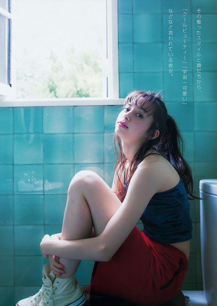 Ayami Nakajo 中条あやみ