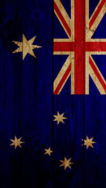 Wallpaper iPhone Australia flag | Wallpapers | Australia wallpaper, Iphone australia, Australian flags