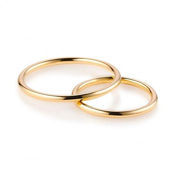 Lola's Love Light Rings - gold - Smykker - Accessories - Mode