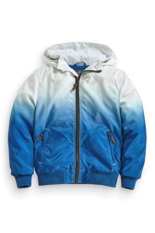 Купить Куртка-пилот с эффектом деграде (3-16 лет) - Покупайте прямо сейчас на сайте Next: Россия
