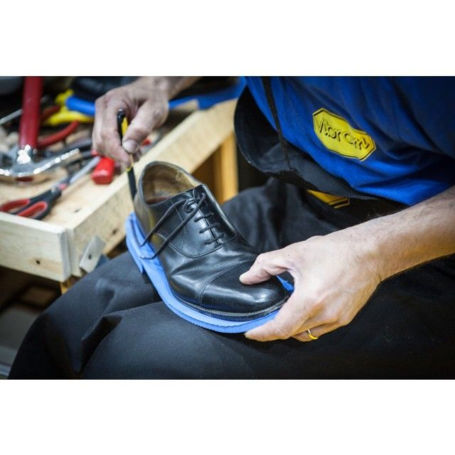 The high quality that have always marked #Vibram products, is now accessible to everyone. Only with #Vibramsolefactor