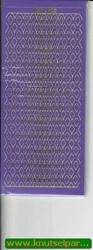 Nieuw bij Knutselparade: K116 Stickervel paars/goud nr. XP 6903 https://knutselparade.nl/nl/stickervellen/4864-k116-stickervel-paars-goud-nr-xp-6903.html   Stickervellen, Hoekjes en Randen -