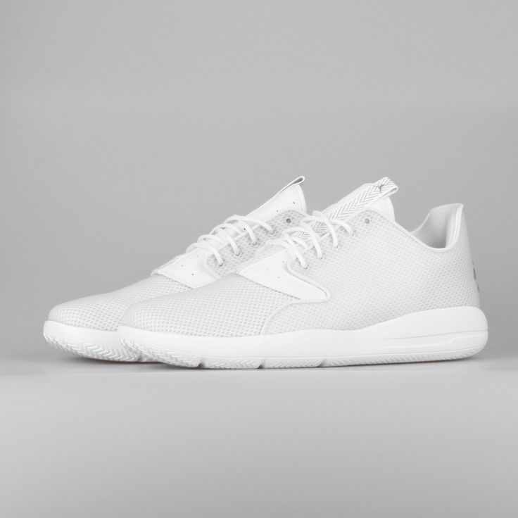 Jordan Eclipse – White / Metallic Silver-Pure Platinum | Air 23