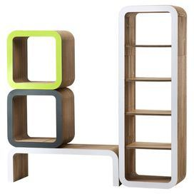 4-Piece Uma Bookshelf Kit