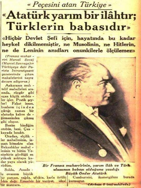 5 Ağustos 1935 tarihli Cumhuriyet Gazetesi