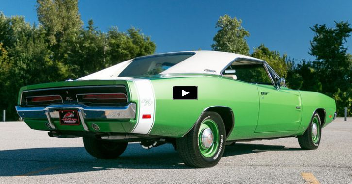 Exceptional 1969 Dodge Charger R/T 426 HEMI