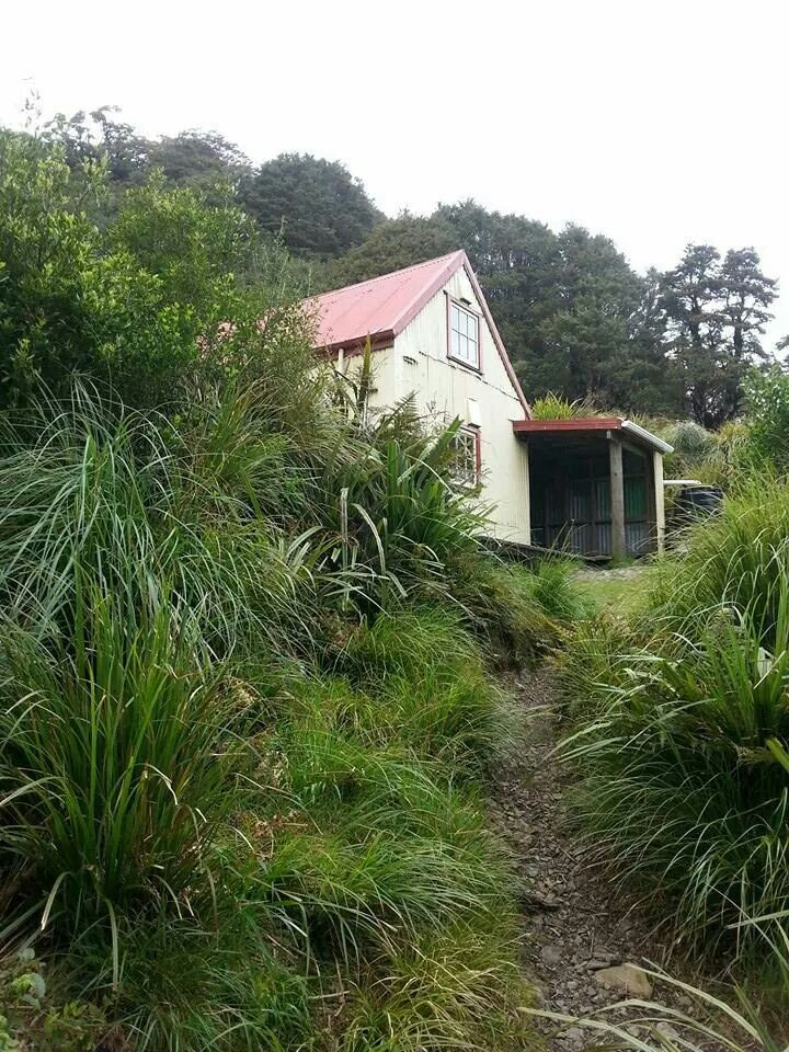 Field Hut Tararua.