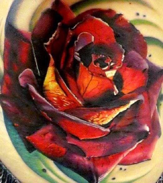 Tatuajes de rosas: significado y 70 ideas