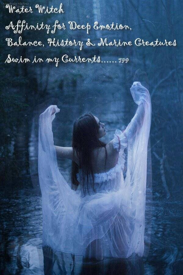 Water Witch (Via The Pagan Poppet FB)
