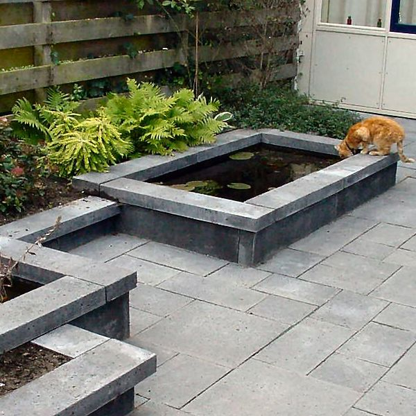 17 best images about tuin ideeen on pinterest gardens 2 step and concrete steps - Tuin ideeen ...