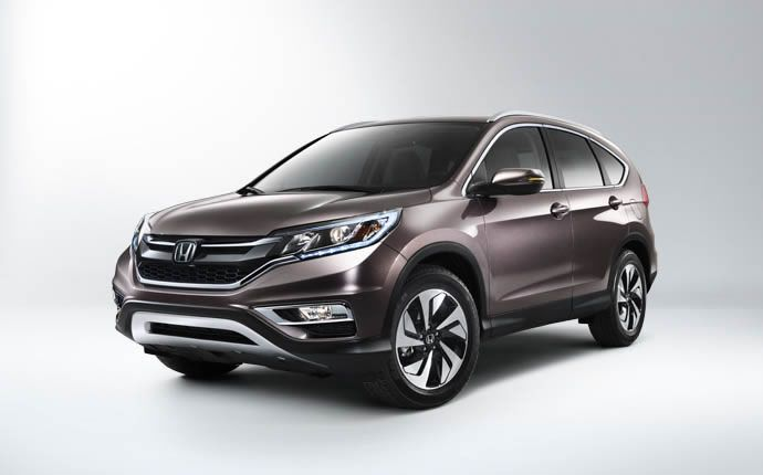 2015 Honda CR-V Exterior | An available power liftgate and smart keyless access with push-button start are two of the CR-V's new niceties. | Read the Review