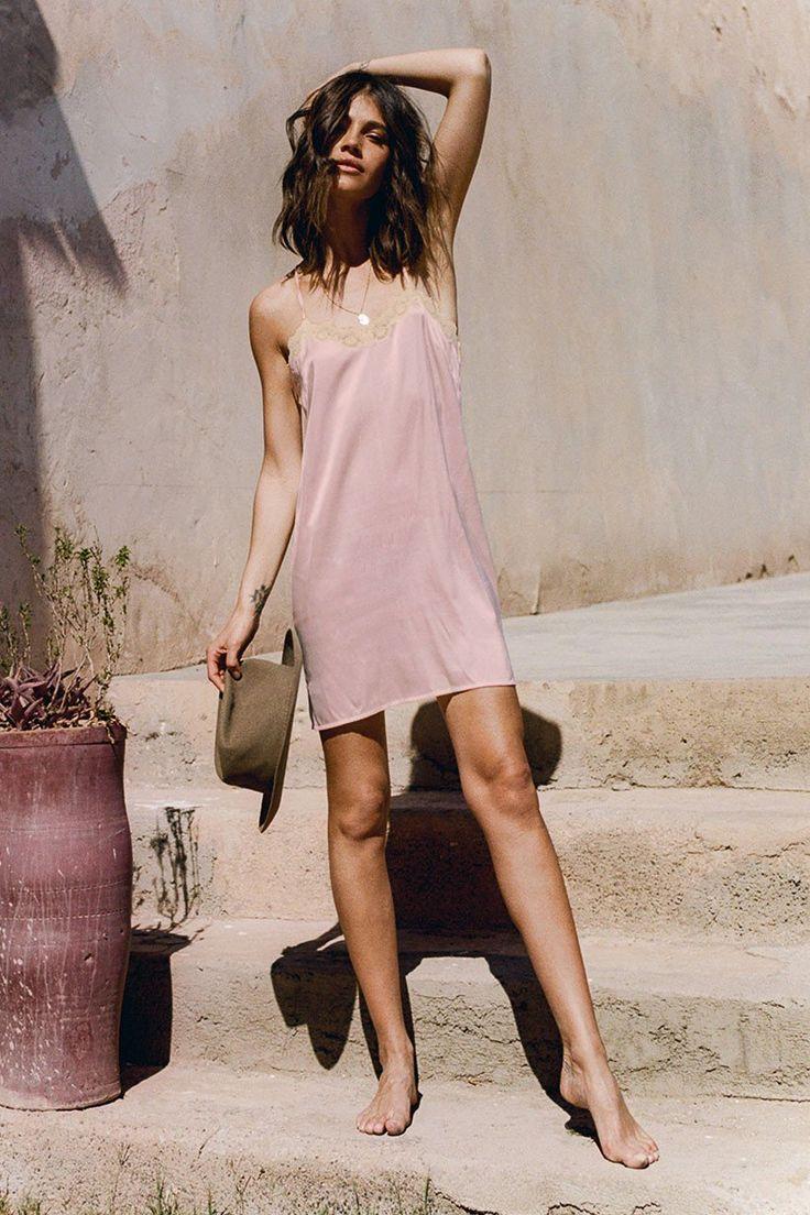 Maple Slip Dress | Spell Designs | Covetboard