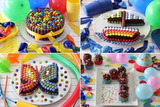 Si tienes cerca un cumpleaños de uno de tus peques, te dejamos unas ideas para la tarta, como siempre sencillas, donde los niños se convertirán en los ayudantes perfectos para realizarlas. También es un plan genial para una tarde lluviosa, los niños te pueden ayudar a decorar las tartas y así estarán entretenidos…  Primera...Leer más »