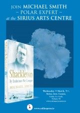 Join Michael Smith in the Sirius Arts Centre, Cobh. The Collins Press: Irish Book Publisher