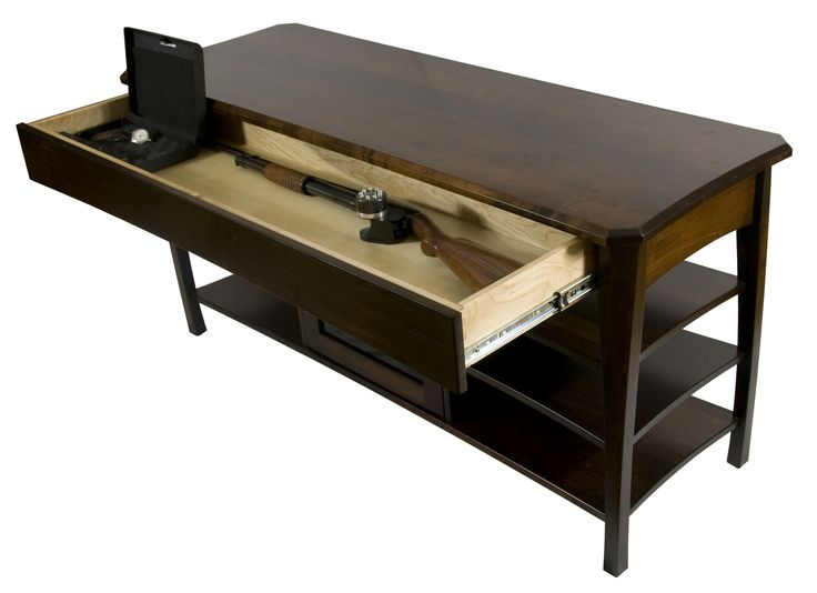 Quality Concealment Furniture With Hidden Compartments To Store Guns,  Jewelry, Money And Other Valuables