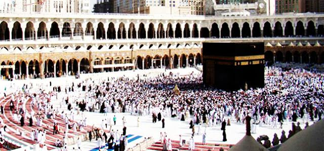 Haj: A sight to behold