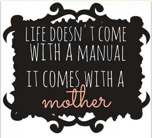 A mother ♡