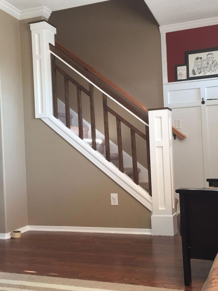 Best Replace Wall With Custom Banister And Railings 400 x 300