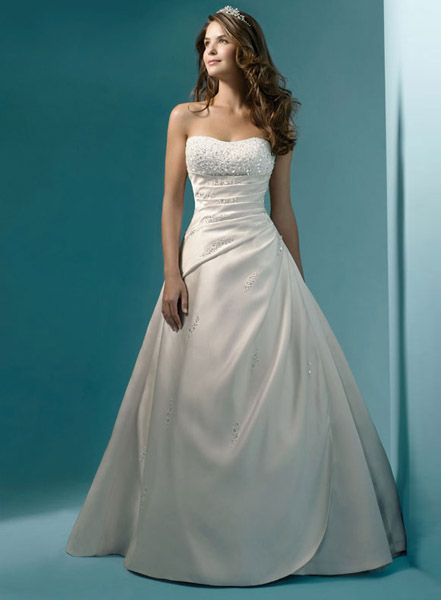 alfred angelo wedding dresses | Alfred Angelo - Style: 1136. My dress!!!!