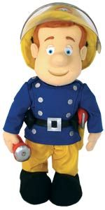 fireman sam Soft Toy with Sounds Fireman Sam talking soft toy speaks using 5 character phrases and has a working torch, a really good friend, Fireman Sam talking soft toys from Big Red Warehouse, leading UK retailer of Fireman Sam http://www.comparestoreprices.co.uk/soft-toys/fireman-sam-soft-toy-with-sounds.asp
