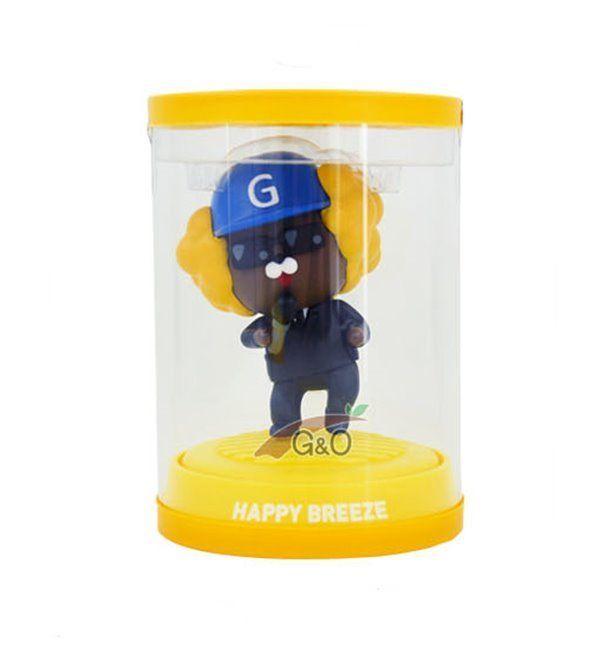 Kakao Talk Friends Cute Character Ver2 Car Vehicle Home Air Freshener Jay-G #LGHouseholdHealthCareLtd