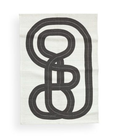 H&M Cotton Rug $29.95 By FAR the BEST gift you can give to a kid who likes cars! not only does it not have batteries, plastic parts, or some creepy voice box, it adds style to any kids room, its washable, easily stored away(..c'mon its too cool to do that) and grows with your kid. Bonus: it fits in a suitcase for sleep overs or playdates!