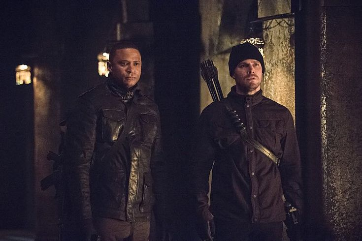 ARROW Teasers:  Fun Quotes from the Upcoming Episode Nanda Parbat