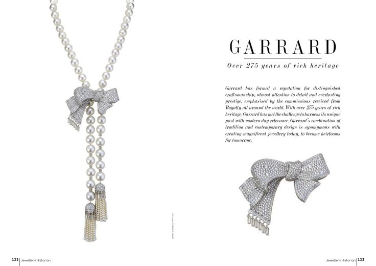 GARRARD at the JEWELLERY HISTORIAN