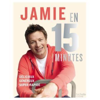 FNAC Jamie en 15 minutes 24,90€