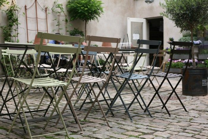 Bistro Fermob Foto Artilleriet Blogg Ute Pinterest Patio Bistros And