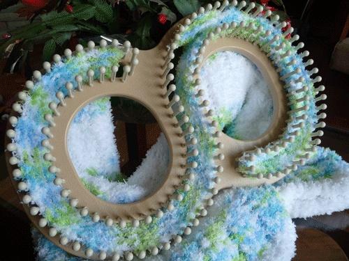 Mcdonough Knit Crochet Loom Meet Up Crocheting Loom