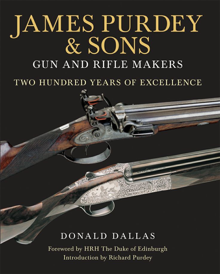 James Purdey & Sons by Donald Dallas | Quiller Publishing. This magnificent book details the history of James Purdey & Sons, the British gunmaker universally respected and known the world over as makers of the finest quality guns. The author includes several appendices including serial numbers to assist with dating guns, as well as production figures to show the rarity of each. All patents are described, plus the gunmakers named to help identify stamped initials. #Purdey #gun #maker #British