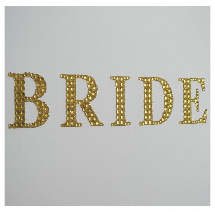 Gold Diamante Bride Stunning Wedding Dress Travel Box - Brand new to the UK exclusive to Bonbod's. Amaze the other brides at the airport carrying this Box.