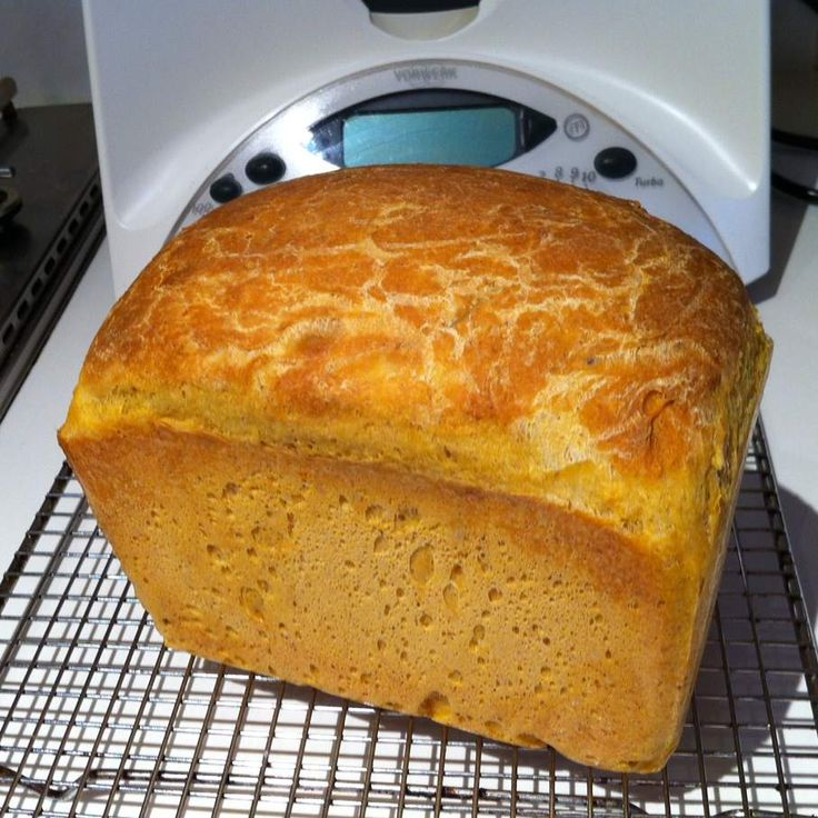 Recipe Potato/Sweet Potato Bread by Karen Scott - Consultant - Recipe of category Breads & rolls