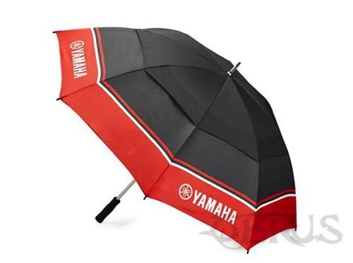 Yamaha Umbrella Black/Red Big umbrella with the Yamaha logo. Soft foam handgrip £25.37 inc vat. All available to order from QBRUS 01621 893227