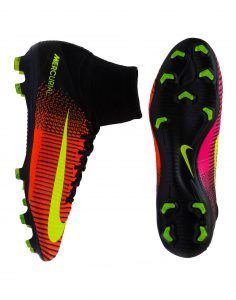 Nike Adult Mercurial Superfly Firm Ground Football Boots