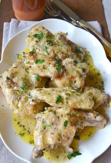 Pollo alla erbe aromatiche
